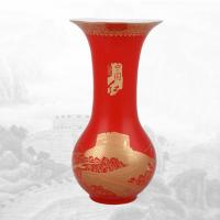China-red Flower vase Manufactures