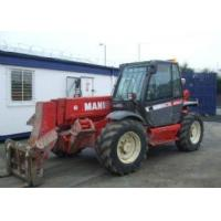 Buy cheap Manitou Mt1233 Telescopic-arm Forklifts from wholesalers