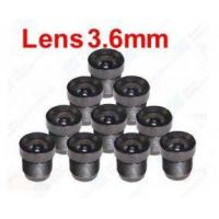 cctv board lens 10x 3.6mm Board Lens for CCTV Camera CCD F18 Manufactures