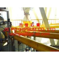 Buy cheap Dry-mixed Gypsum Plaster Production Line from wholesalers