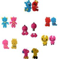 China Cartoon Shaped USB Flash Drive on sale