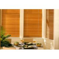 China Faux Wood Blinds on sale