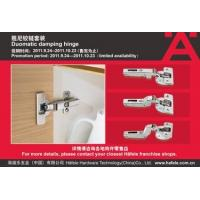 Buy cheap English Duomatic damping hinge Promotion for Hfele shops from wholesalers