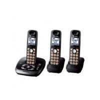 Panasonic Cordless Phone /w 3 Handsets KXTG4033B Manufactures