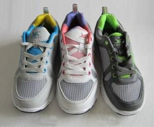 China Girl's running shoes