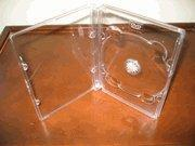 Buy cheap DVD KING, SUPER DVD CASE, SUPER JEWEL BOX KING CLEAR, 25 PCS/CS SF11 from wholesalers