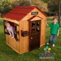 China Outdoor Wooden Playhouses on sale