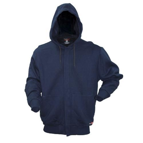 China Hooded Sweatshirt with Zipper by Walls FR (FRO37255)