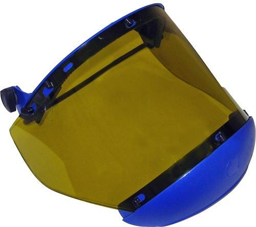 China 10 cal/cm Faceshield only with Slotted Adapter (H16XX10CALCAFS)