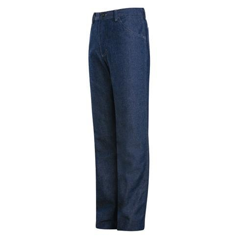 China FR Womens Pre-Washed Denim Jeans in Excel-FR 100% Cotton (PEJ3)