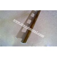 Aluminium tile trims