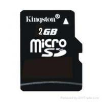 Quality MicroSD Trans Flash Cards for sale