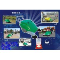 China Intelligent power-type battery-type dust-free sweeping machine on sale