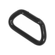 Quality BlackHawk Non-Locking Carabiners Alum (Pkg ea) Black 98NC00BK for sale