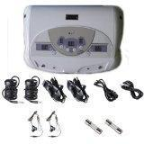 China Dual Ionic Ion Detox Aqua Foot Spa Chi Cleanse Machine with MP3 Music Player on sale