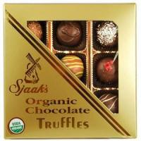 China Organic Chocolate Truffles Box by Sjaak's on sale