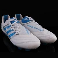China Adidas Predator X TRX FG Soccer cleats,Best Soccer Cleats In White/Blue on sale