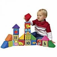 Block n Learn Toddler Learning Blocks Manufactures