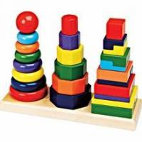 Geometric Stacker Manufactures