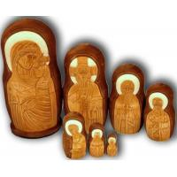 Russian Orthodox Icons of Virgin Mary - Matrushka Dolls Manufactures