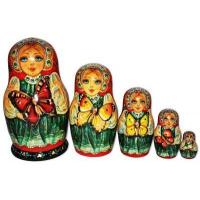 Butterfly Matryoshka Nesting Dolls Manufactures