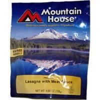 Mountain House Lasagna with Meat Sauce, Two Serving Entree Manufactures