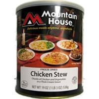 Mountain House - Chicken Stew #10 Can Manufactures