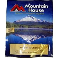 Mountain House Noodles and Chicken, Two Serving Entree Manufactures