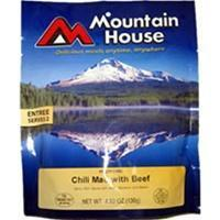 Mountain House Chili Mac with Beef, Two Serving Entree Manufactures
