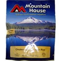 Mountain House Chicken Teriyaki with Rice, Two Serving Entree Manufactures