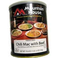 Mountain House - Chili Mac with Beef #10 Can Manufactures