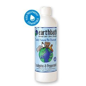 Quality Eucalyptus & Peppermint Soothing Relief Shampoo 16 oz Bottle for sale