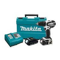 Makita 18-Volt Compact Cordless 1/2-Inch Cordles Driver Manufactures