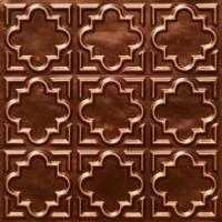 142 Faux Tin Ceiling Tile Glue up 24x24 - Casablanca Manufactures