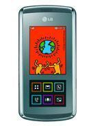 LG KF600 Manufactures