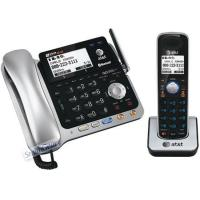 AT&T TL86109 DECT 6.0 2-line Corded/Cordless Phone w/Bluetooth Manufactures