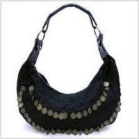 Buy cheap Embellished Faux Suede Hobo from wholesalers