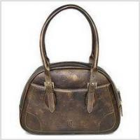 Buy cheap Bronze Embossed Satchel from wholesalers