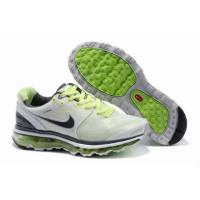 Nike Air Max 2010 Flywire Mesh (white /green) womens Shoes Manufactures