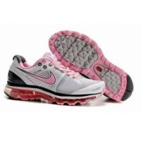 Nike Air Max 2010 Flywire Mesh (white /grey pink) womens Shoes Manufactures