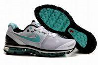 Nike Air Max 2010 Flywire Mesh (white /aqua) Mens Shoes Manufactures