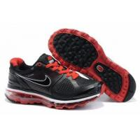Nike Air Max 2010 Flywire Mesh (black red white) womens Shoes Manufactures