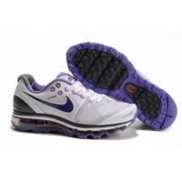 Nike Air Max 2010 Flywire Mesh (white /purple) womens Shoes Manufactures