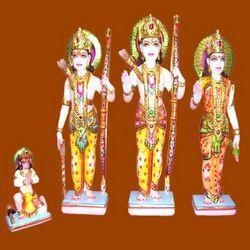 Quality Marble Ram Lakshman Sita Statue for sale