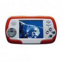 China 2.4inch TFT Digital MP5 Game Portable Multimedia Player with Camera BT-P302 on sale