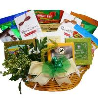 Basket Champagne Gift Manufactures