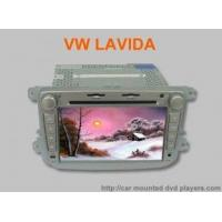 China Car Radio MP3 DVD GPS Player with Analog TV Tuner, IPOD , RDS,Dual Zone for VW LAVIDA on sale