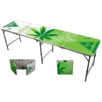 China 8' Greens Beer Pong Table on sale