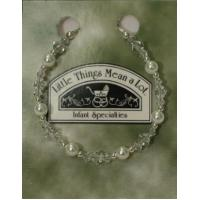Buy cheap White Pearl Silver Bracelet from wholesalers