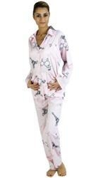 Quality Fifi in Paris Pajama, Women's 100% Cotton Sateen, Lt. Pink, S-3X for sale